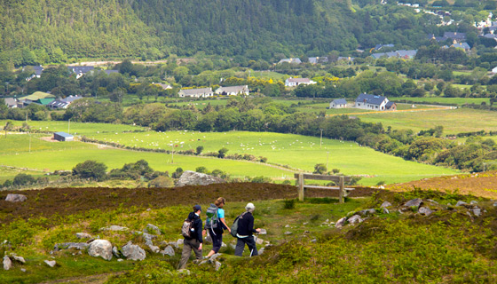 Ireland Walking &amp; Hiking Tour